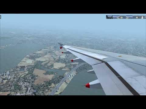 from London to Geneva (BRITISH AIRWAYS)