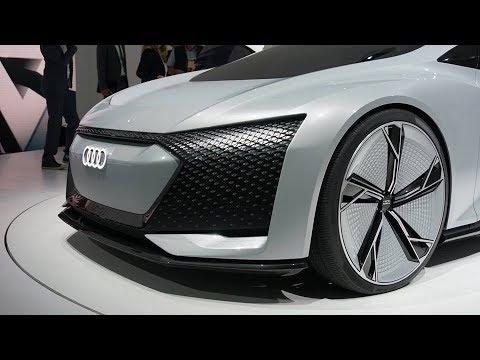 Audi AIRON, Elain,