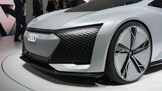Audi AIRON, Elain,  Летающий автомобиль, Porsche Cayenne, Cayenne S, Cayenne Turbo: Автоновости