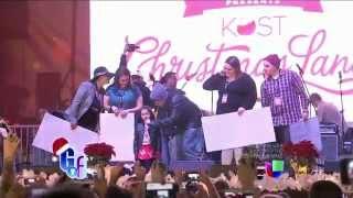 Jenni vive 2014 - Homenaje a Jenni Rivera en Christmas Land LA