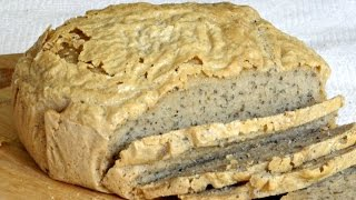 Tania Hubbard - Almond & Chia Bread Recipe - Gluten Free Grain Free Bread Recipe