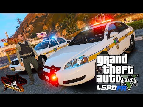 """""""Code Fizzle""""◆Jacksonville County Sheriff◆LSPDFR GTA 5 Real Life Sheriff Mods◆Grand Theft Auto Cop M"""