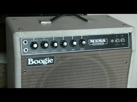 1974 Mesa Boogie Mark I SERVICE & DEMO (Carlos Santana Amp!)