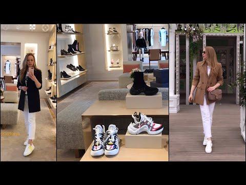 Люкс Шопинг  во Франции * весна -лето 2019* Обувь, Одежда, Сумки /  Shopping Vlog*