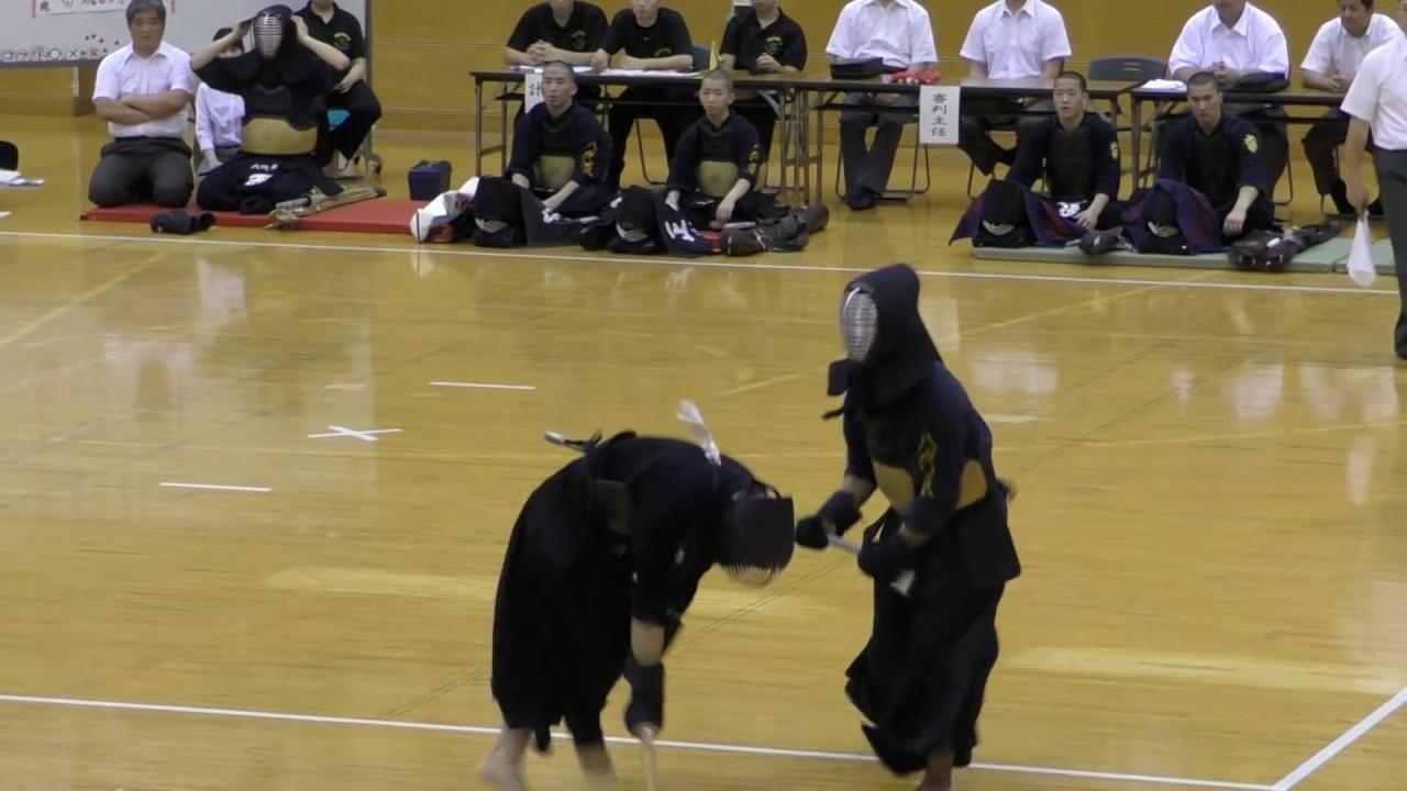 2018年 熊本県高等学校剣道大会...