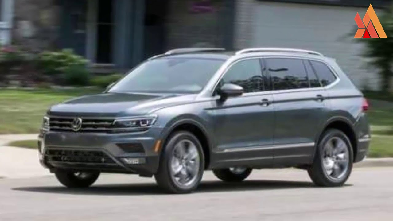 2018 Volkswagen Tiguan The Greatest Smaller Hybrid Suv