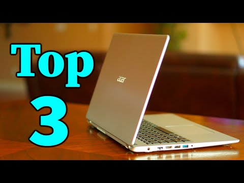 Top 3 Laptops Under $600! Acer Aspire 5 Vs Asus VivoBook 15 Vs HP 15 (Best Budget Laptops 2020)