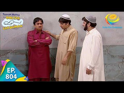 Taarak Mehta Ka Ooltah Chashmah - Episode 804 - Full Episode