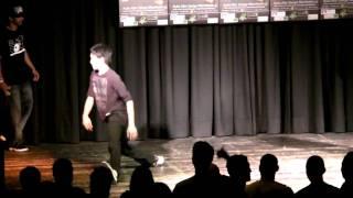 Infinity vs. Walk On Air - B´ Boy Battle