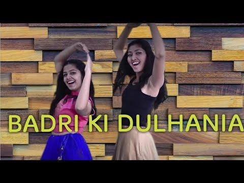 Badrinath Ki Dulhania Title song Dance by Titas Chatterjee and Anushka Gosavi