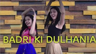 Badrinath Ki Dulhania|| Title song|| Dance Freaks choreography
