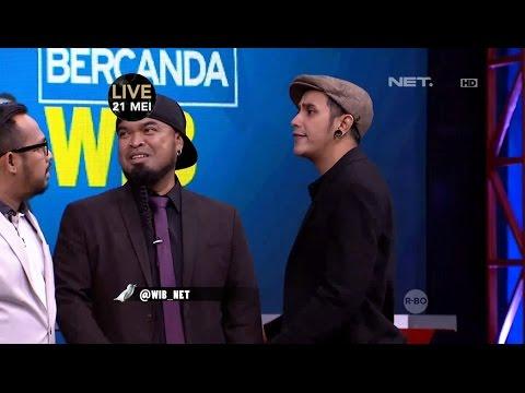 Waktu Indonesia Bercanda - Vicky Nitinegoro Gerah Banget sama Cak Lontong (3/5)