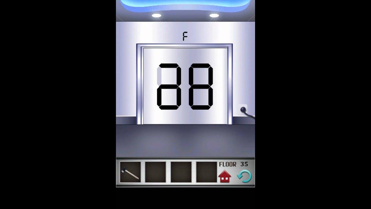 100 Floors Level 35 Solution Youtube