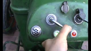 Remise en état du moteur du Deutz F2L 612/5-n / Motorüberholung dess Deutz F2l 612/5-n