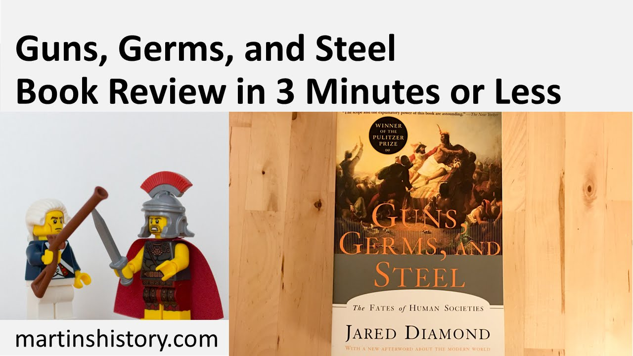 in guns germs and steel what is jared diamonds thesis Guns, germs, and steel by jared diamond how does the development of a writing system fit into the larger thesis of guns, germs, and steel in other words.