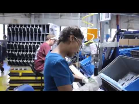 Lean Manufacturing at GE's Appliance Park in Louisville, Kentucky   YouTube