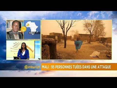 95 killed in central Mali village [The Morning Call]