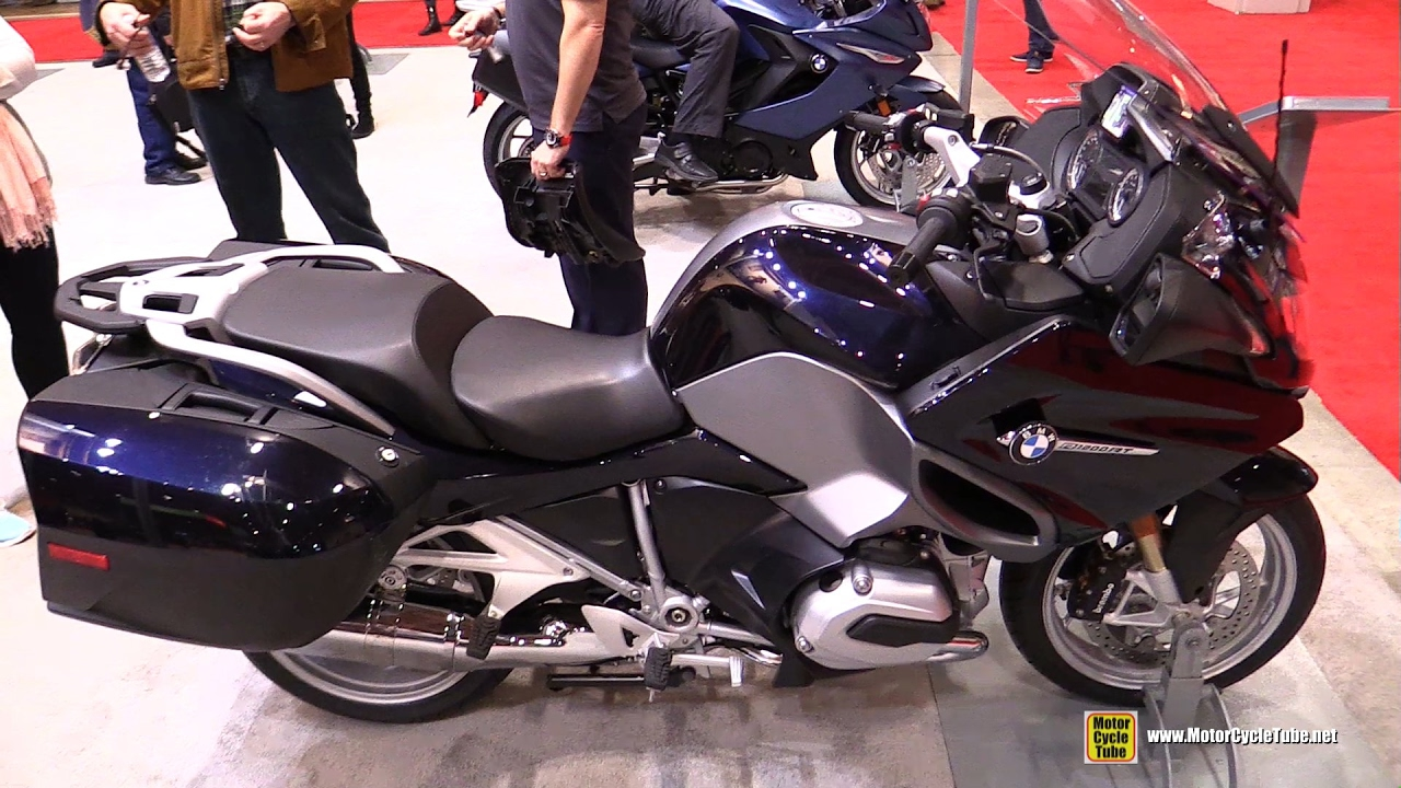 2017 bmw r1200rt walkaround 2017 toronto motorcycle show youtube. Black Bedroom Furniture Sets. Home Design Ideas