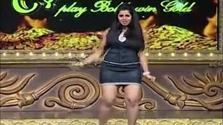 anchor anushree dance show -10, full hd