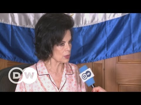 """Bianca Jagger: Daniel Ortega is leading """"a brutal, murderous government"""" in Nicaragua 