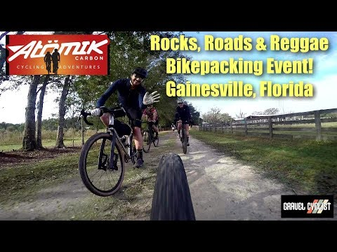 2018 Rocks, Roads & Reggae Bike Packing Weekend - Gainesville, Florida