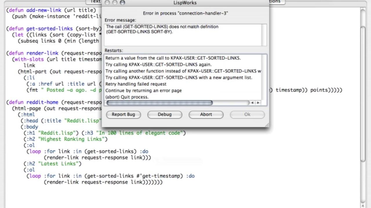 LISP Tutorial 1: Basic LISP Programming