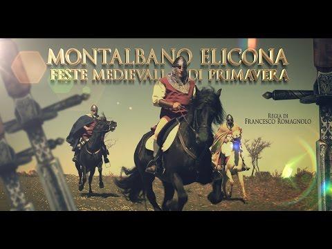 Feste Medievali di Primavera - Giovan Guerino - Defensor Populi - Montalbano Elicona