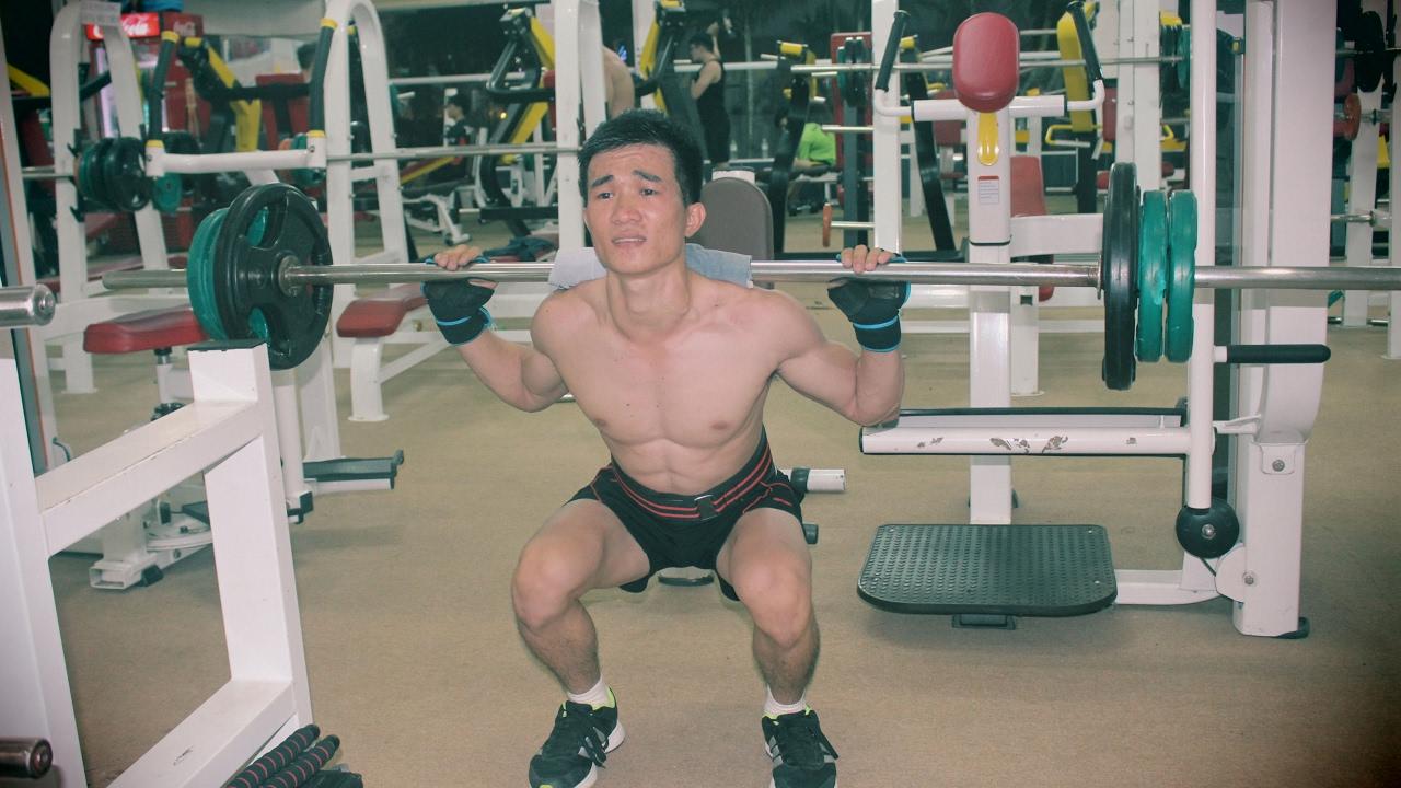 Đích Đến Gym | Thứ 4: Tập Chân – Bụng