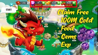 CHEAT GEMS GOLD FOOD & EXP TERBARU 2020 WORK 100% - DRAGON CITY