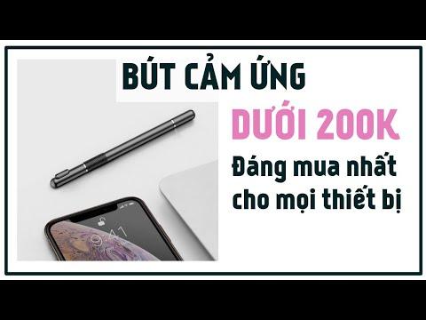Bút cảm ứng dưới 200k đáng mua nhất cho tất cả các thiết bị || Annie Lee