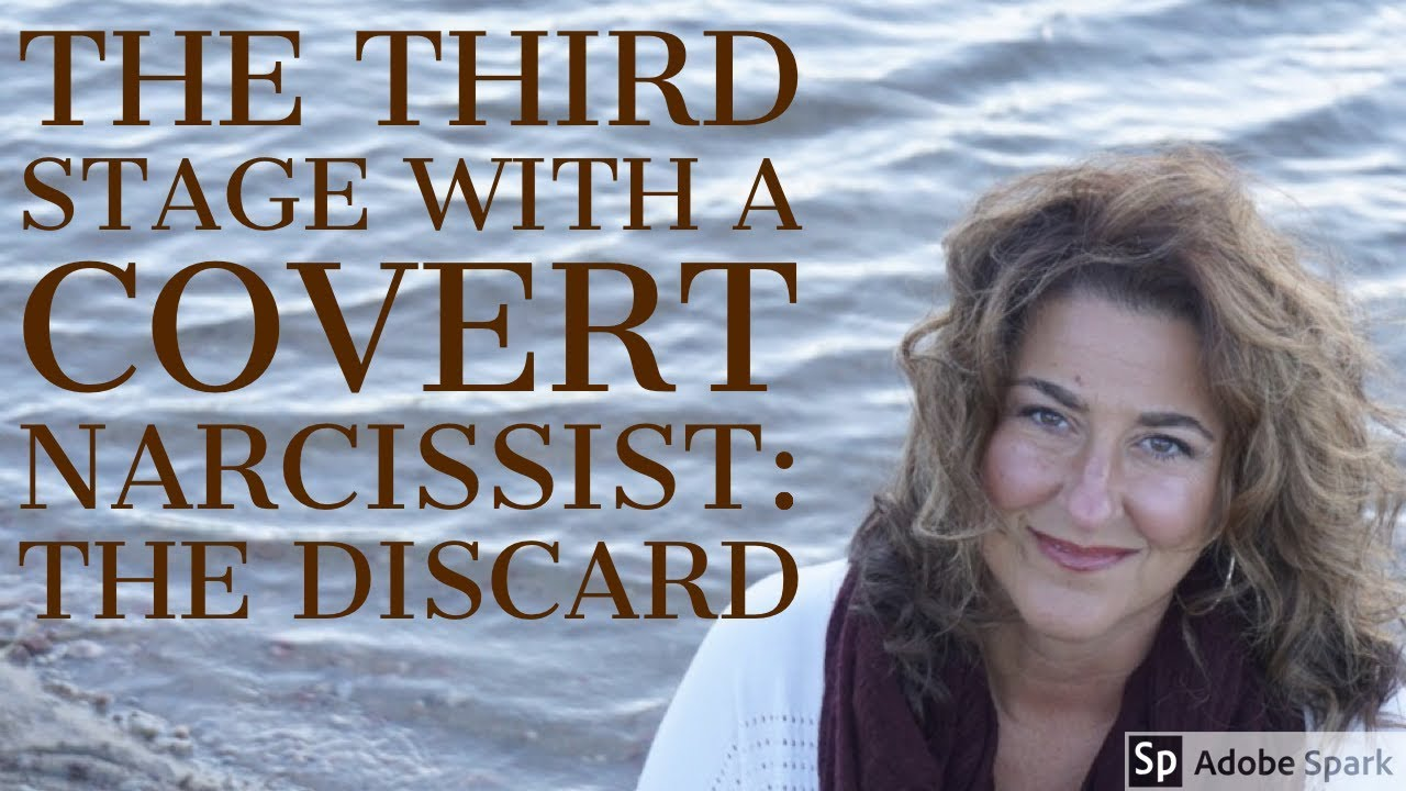 The Third Stage With a Covert Narcissist: The Discard