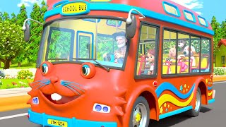 I Spy Game Song - Wheels on the Bus & Nursery Rhymes & Songs for Babies by Little Treehouse