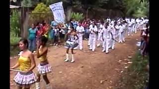 DESFILE INSTITUTO BASICO aldea San Rafael Pacaya # 1 2012