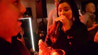 Carmen de la Salciua - Cand iese luna pe cer Live Prima seara de Paste 2016 VIP Club Tarn ...
