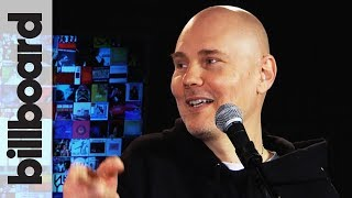 "William Patrick Corgan On First Time Hearing ""Smells Like Teen Spirit"" 