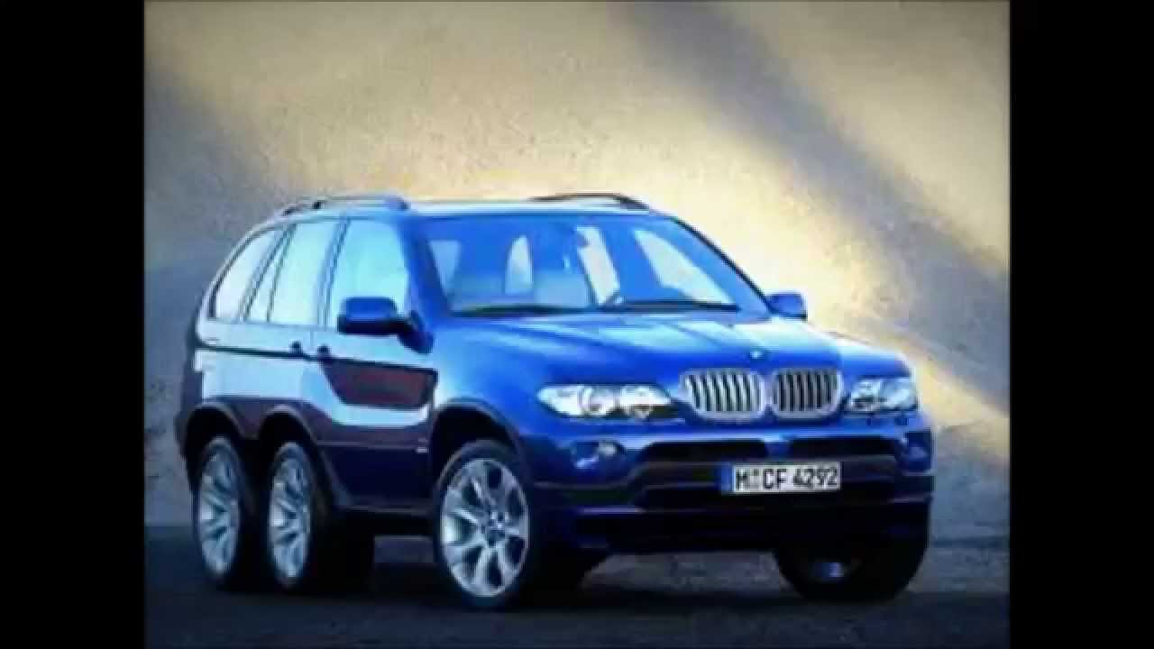 X8 Bmw >> The New Bmw X8 - YouTube