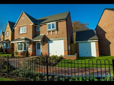 Barratt Homes - The Somerton @ Darwins Walk Shrewsbury ...