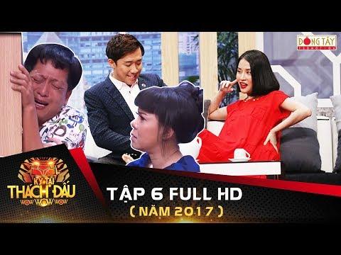 Kỳ Tài Thách Đấu 2017 | Tập 6 Full:Mai Hồ Có Thai Với Trấn Thành,Việt Hương Trường Giang Bị Ruồng Bỏ