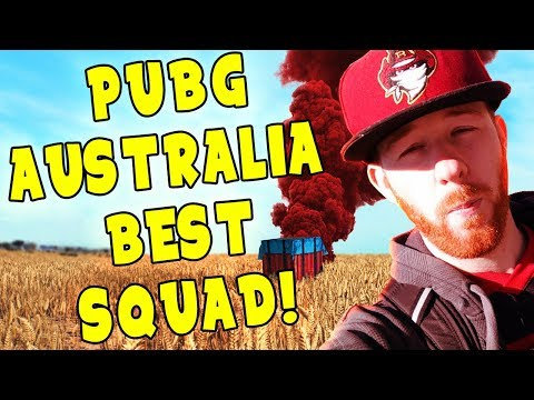 PUBG | AUSTRALIA BEST SQUAD 🍗🐔 (with chat) | PlayerUnknown's Battlegrounds