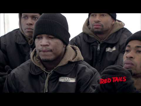 Red Tails Behind the Scenes with Ne-Yo