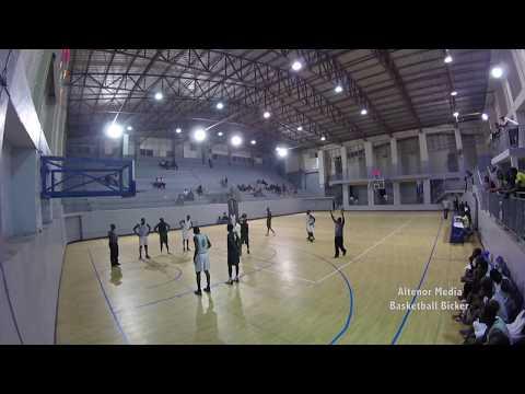 Watching Basketball in Port-au-Prince & Leogane - Haiti Travel GoPro