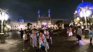 видео Токийский парк развлечений DisneySea