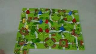 Kids of Carcassonne Review - with Tom and Melody Vasel