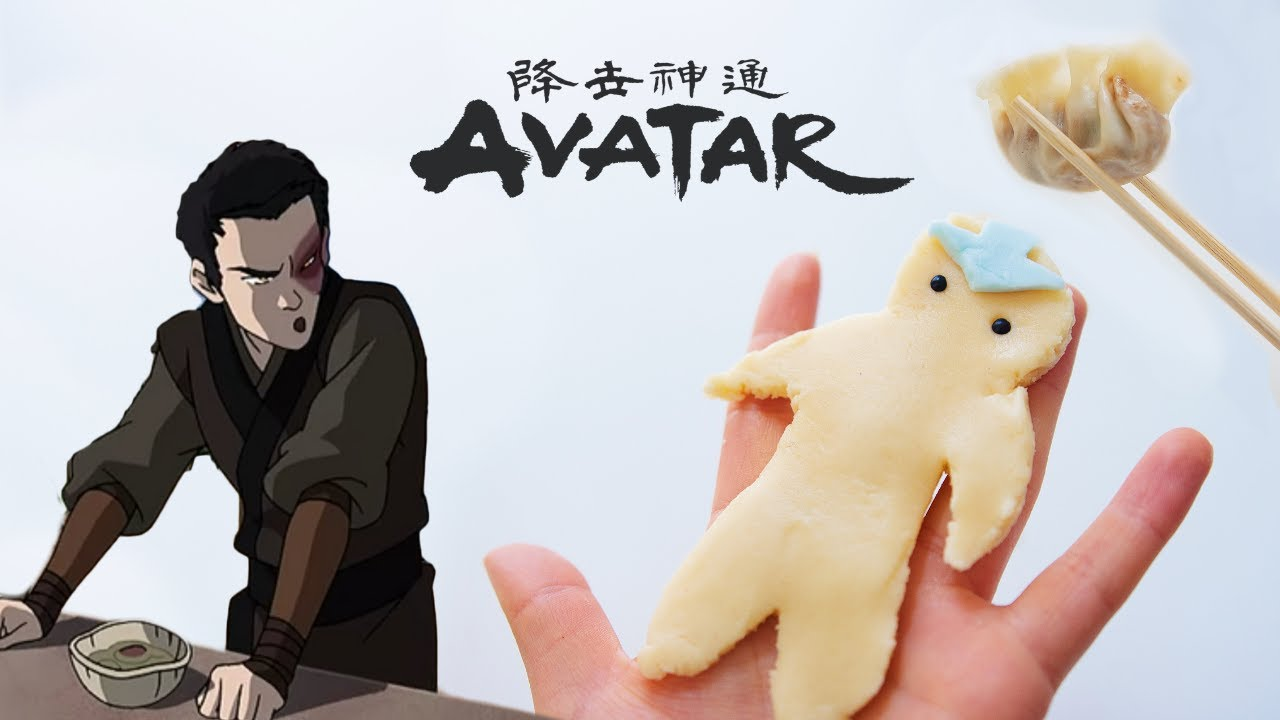 Download I recreated Foods from Avatar the Last Airbender 💧⛰🔥💨