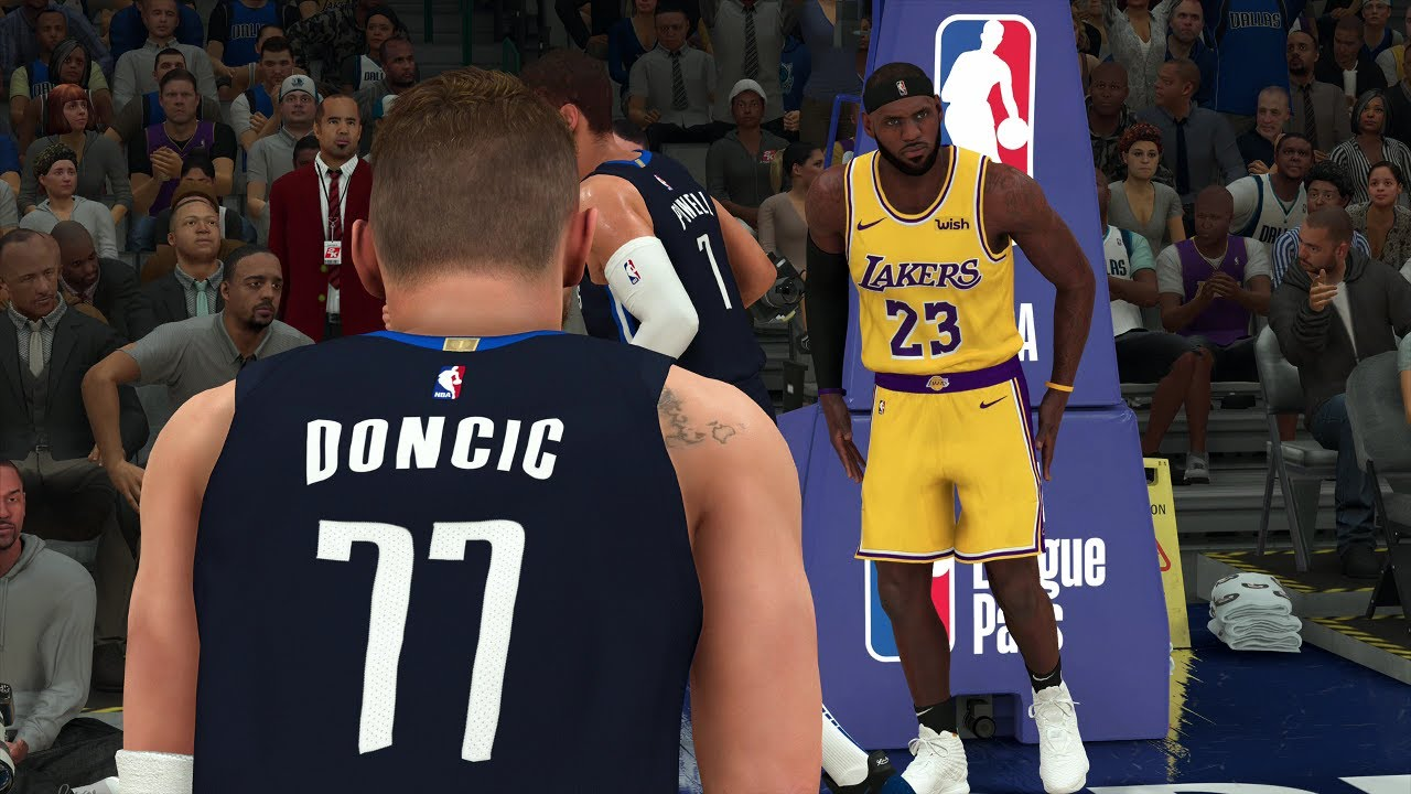 Nba Today 11 1 Los Angeles Lakers Vs Dallas Mavericks Nba 11 1 2019