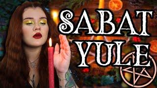 SABAT YULE - MAGIA ZIMOWEGO PRZESILENIA ❄️
