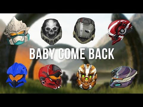 The best helmets that need to return in Halo Infinite