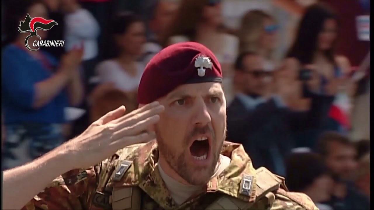 205th Anniversary Of The Carabinieri Youtube