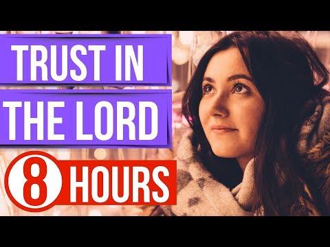 Scriptures On Trusting God (Bible Verses For Sleep)