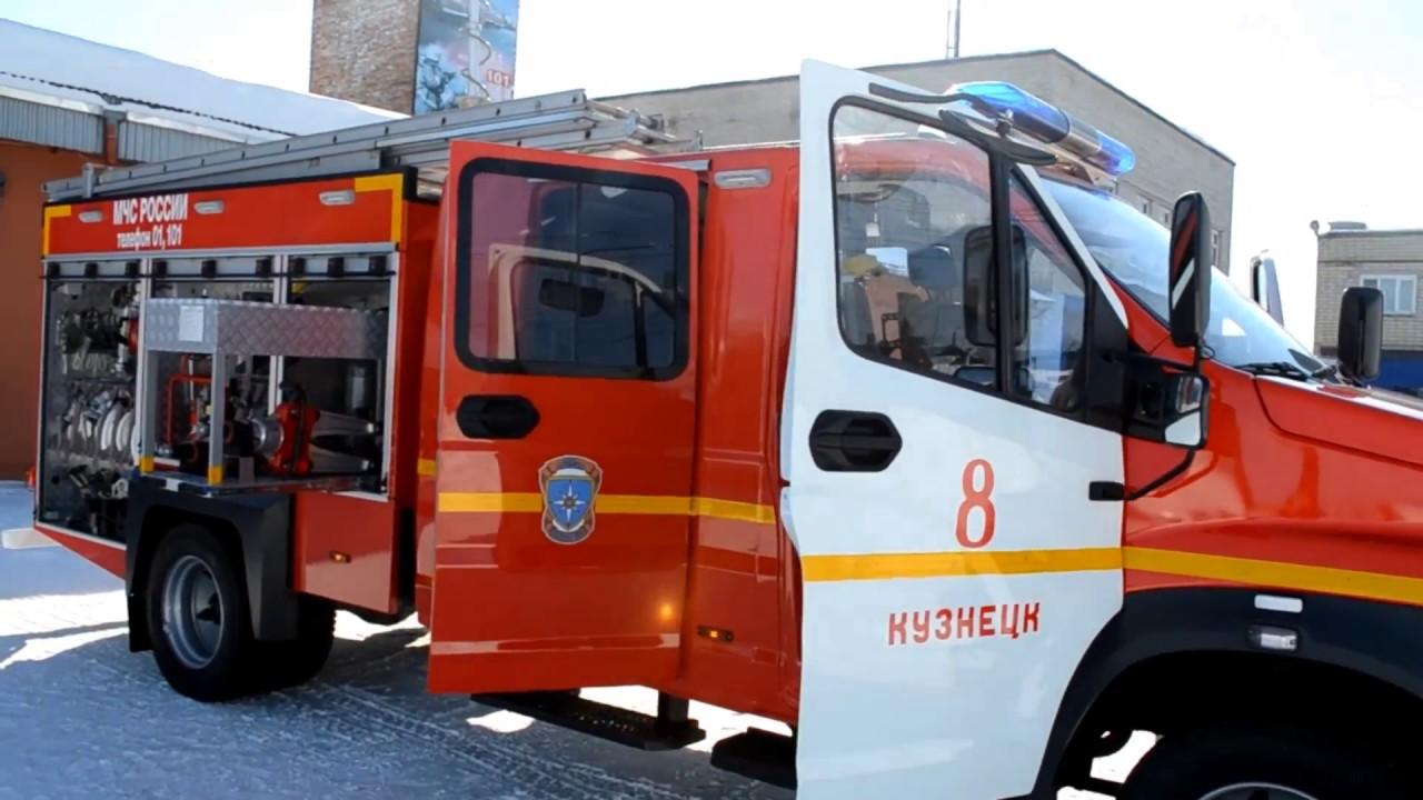 Автомобиль первой помощи АПП-1,0-20(С41R)